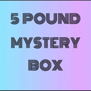 Other - 5 pound mystery box of women's clothing